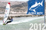 2012: CHRIS BENZ gets the Speedsurf-Record at the Speed-Challenge in Lüderitz (Namibia)