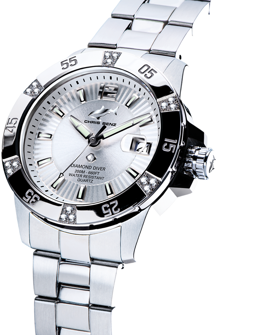 STARS-AND-DIAMONDS DIAMOND DIVER